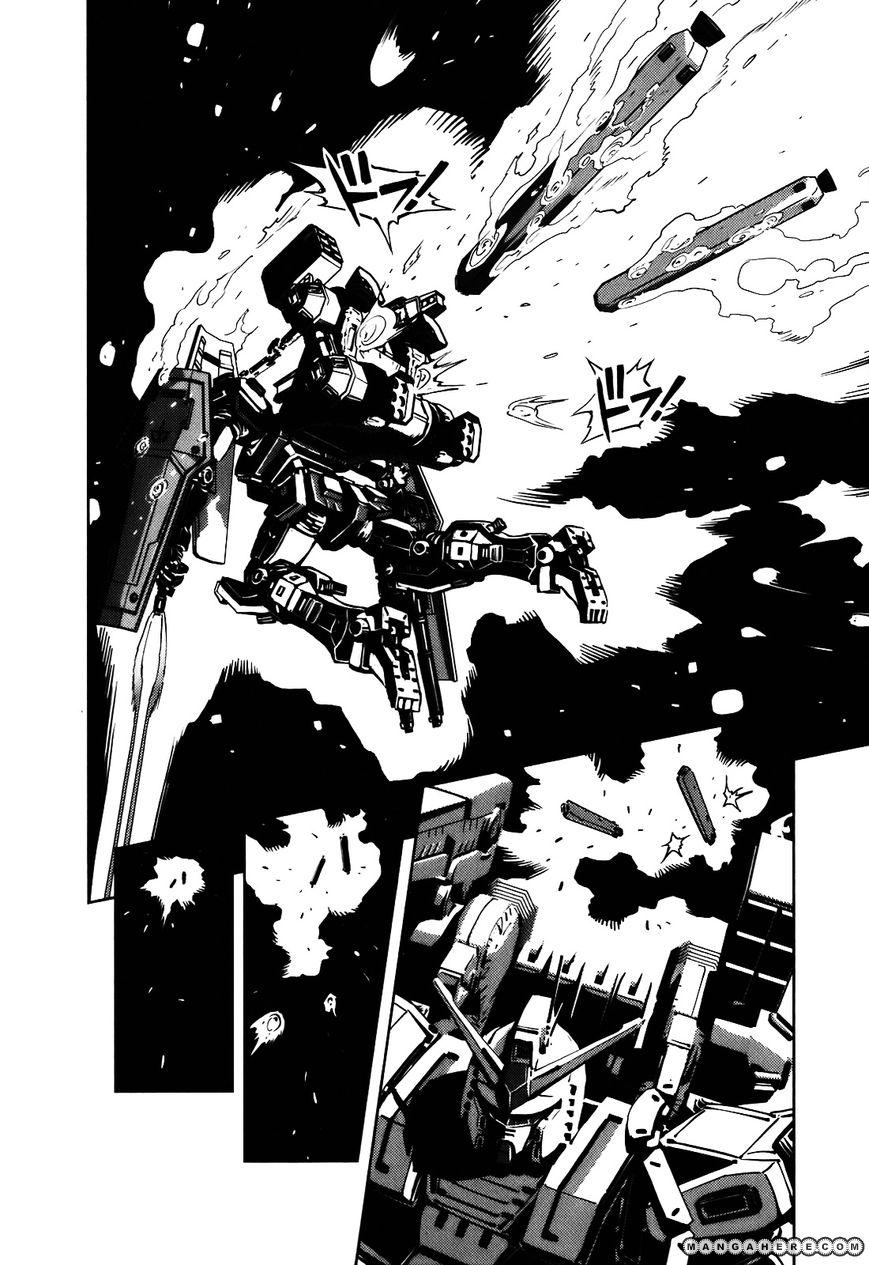 Kidou Senshi Gundam Thunderbolt 9 Page 2