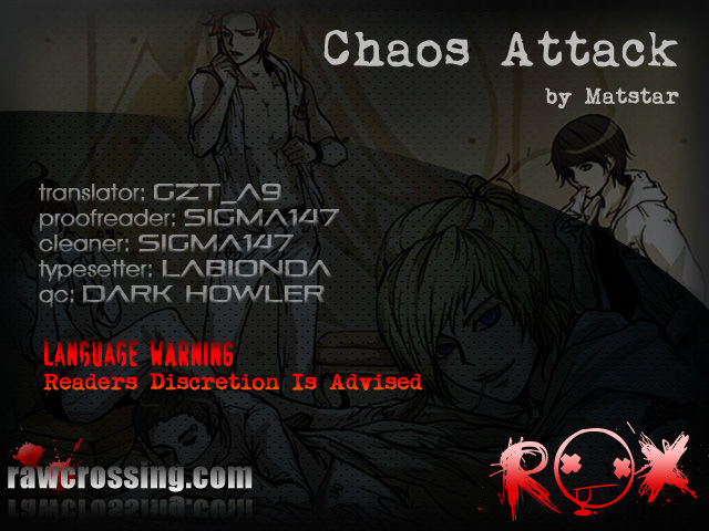 Chaos Attack 2 Page 1