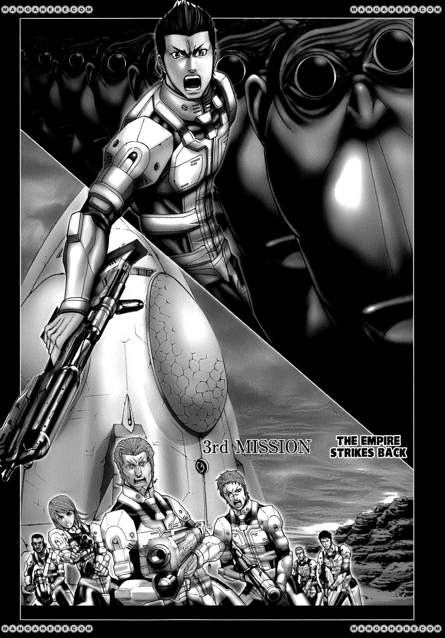 Terra Formars 3 Page 2