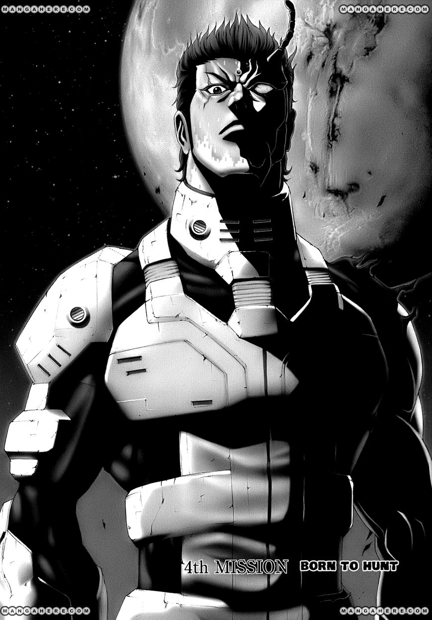 Terra Formars 4 Page 2