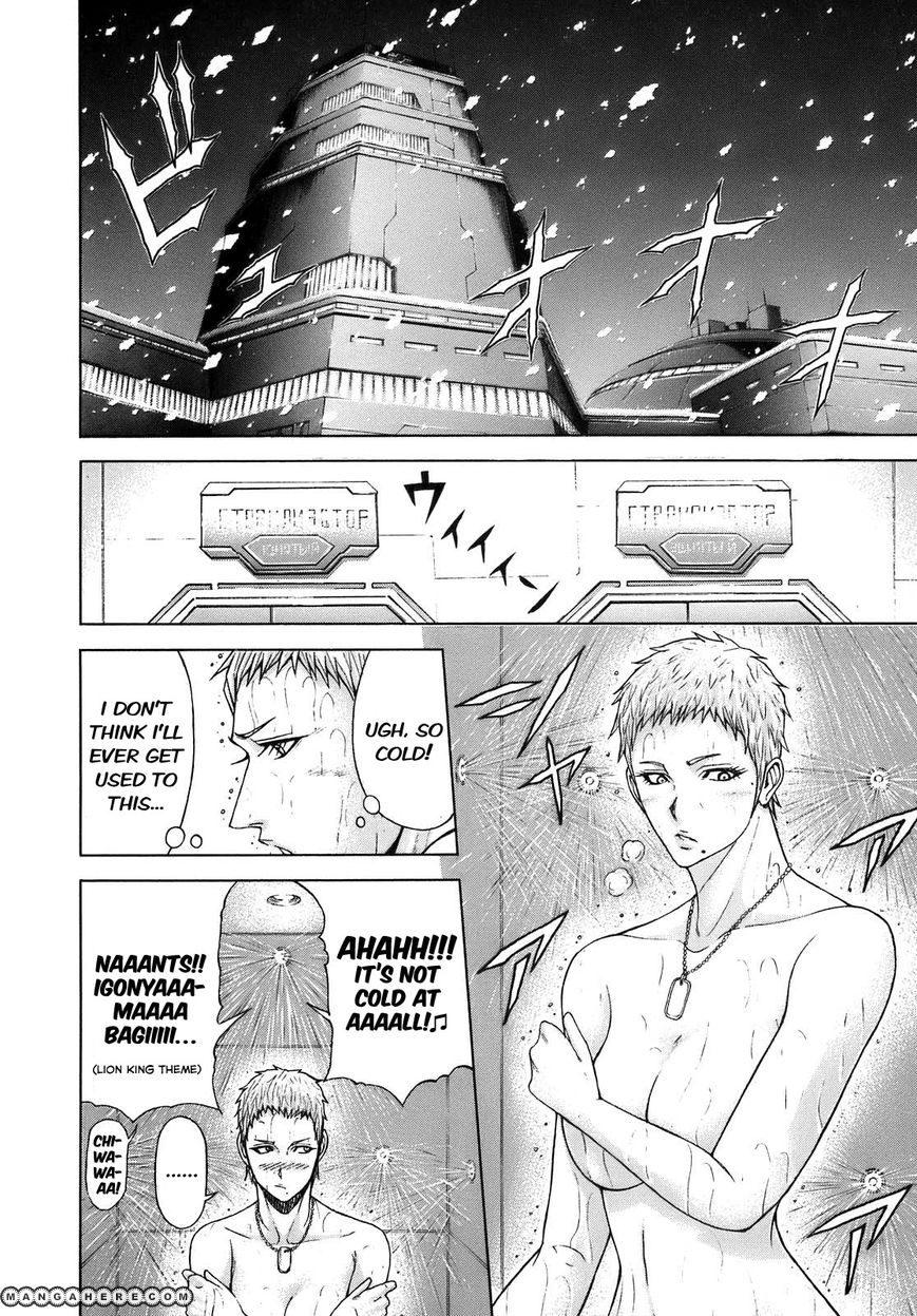 Terra Formars 10 Page 2