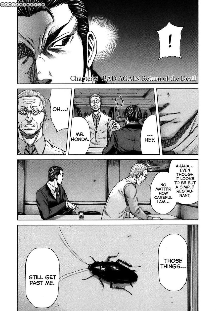 Terra Formars 14 Page 1