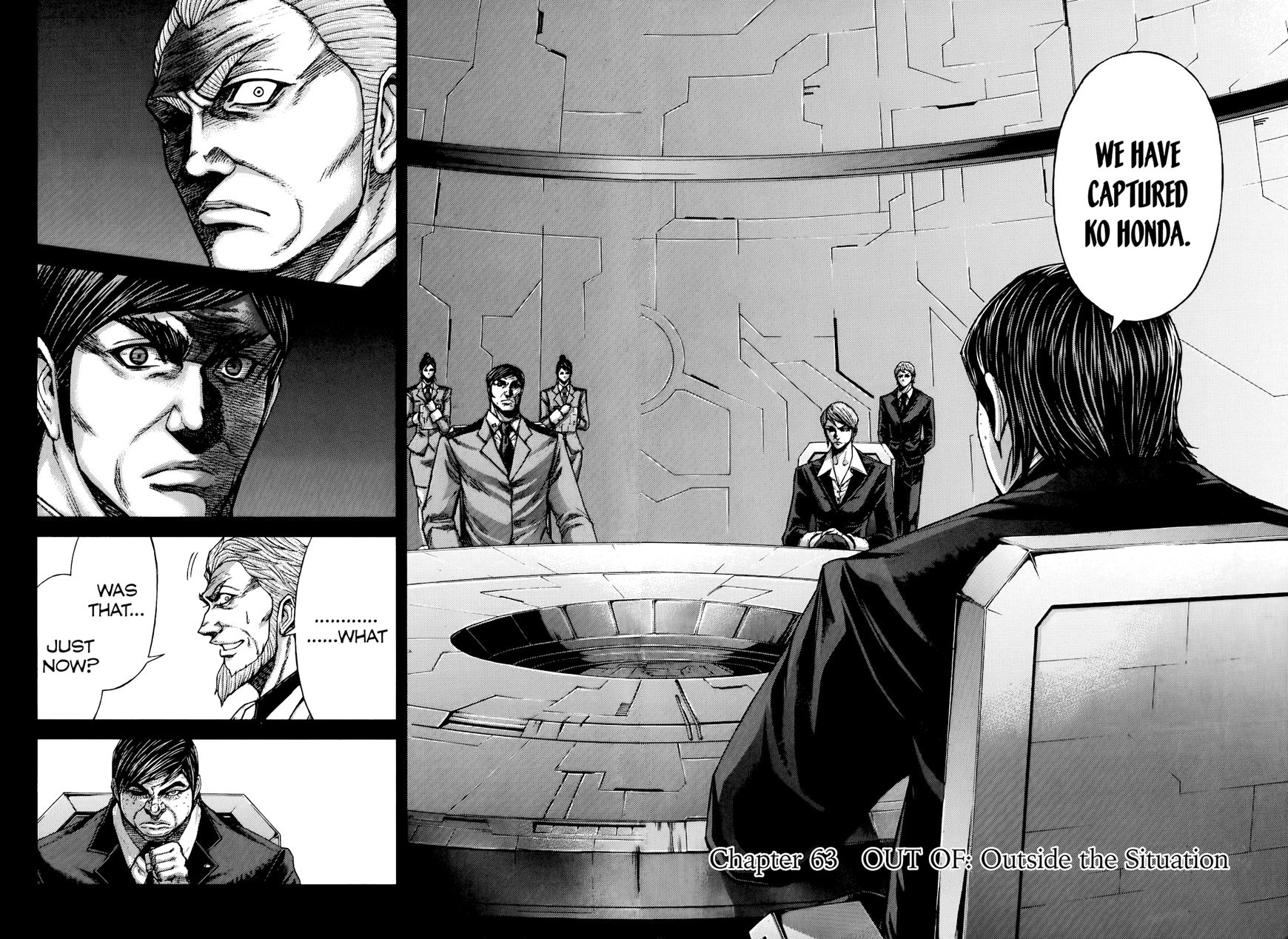 Terra Formars 63 Page 2