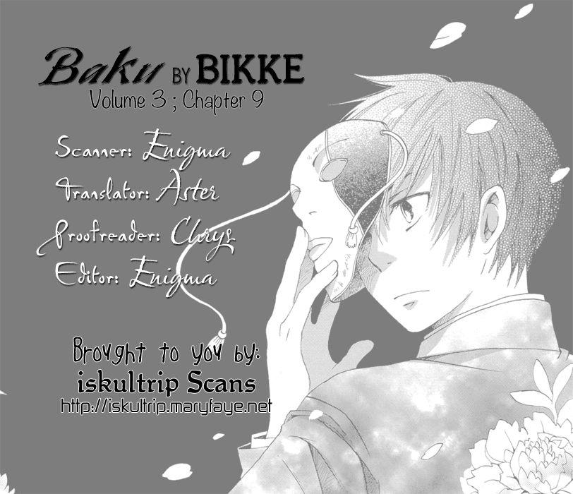 Baku (BIKKE) 9 Page 1