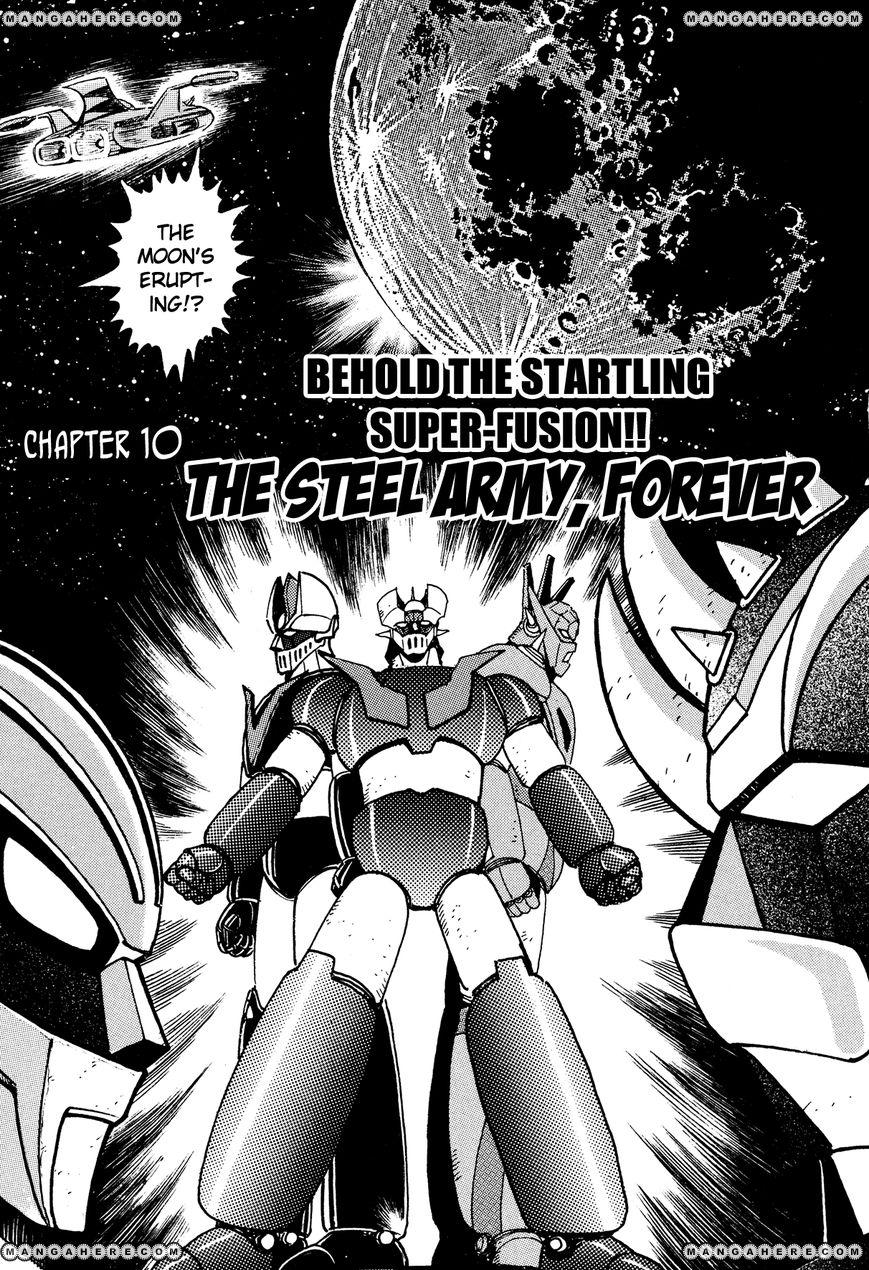 Super Robot Retsuden 10 Page 1