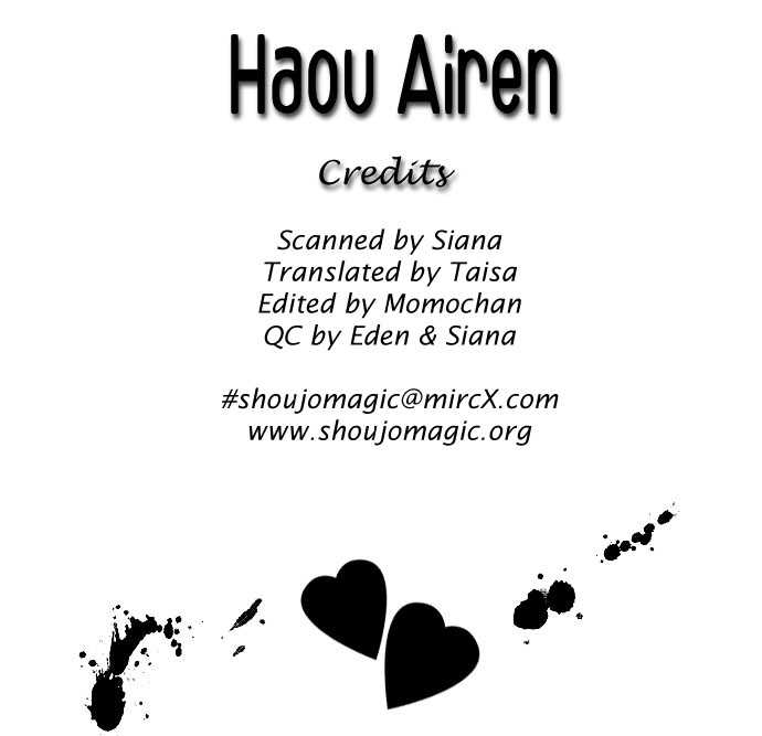 Haou Airen 21 Page 3