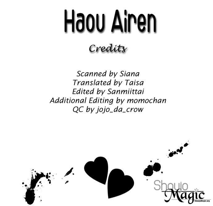 Haou Airen 27 Page 3