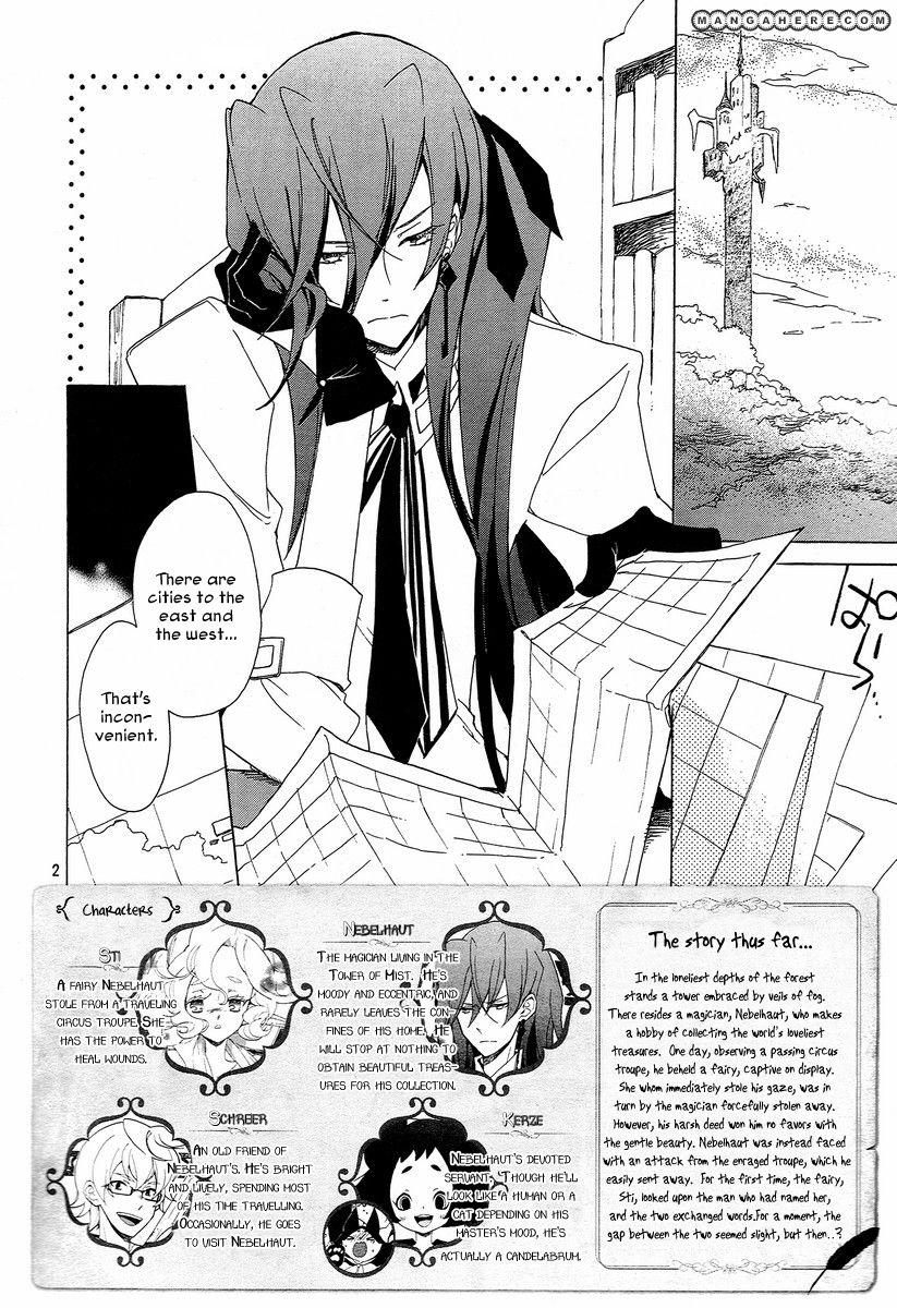 Kirikagohime to Mahou Tsukai 2.1 Page 2