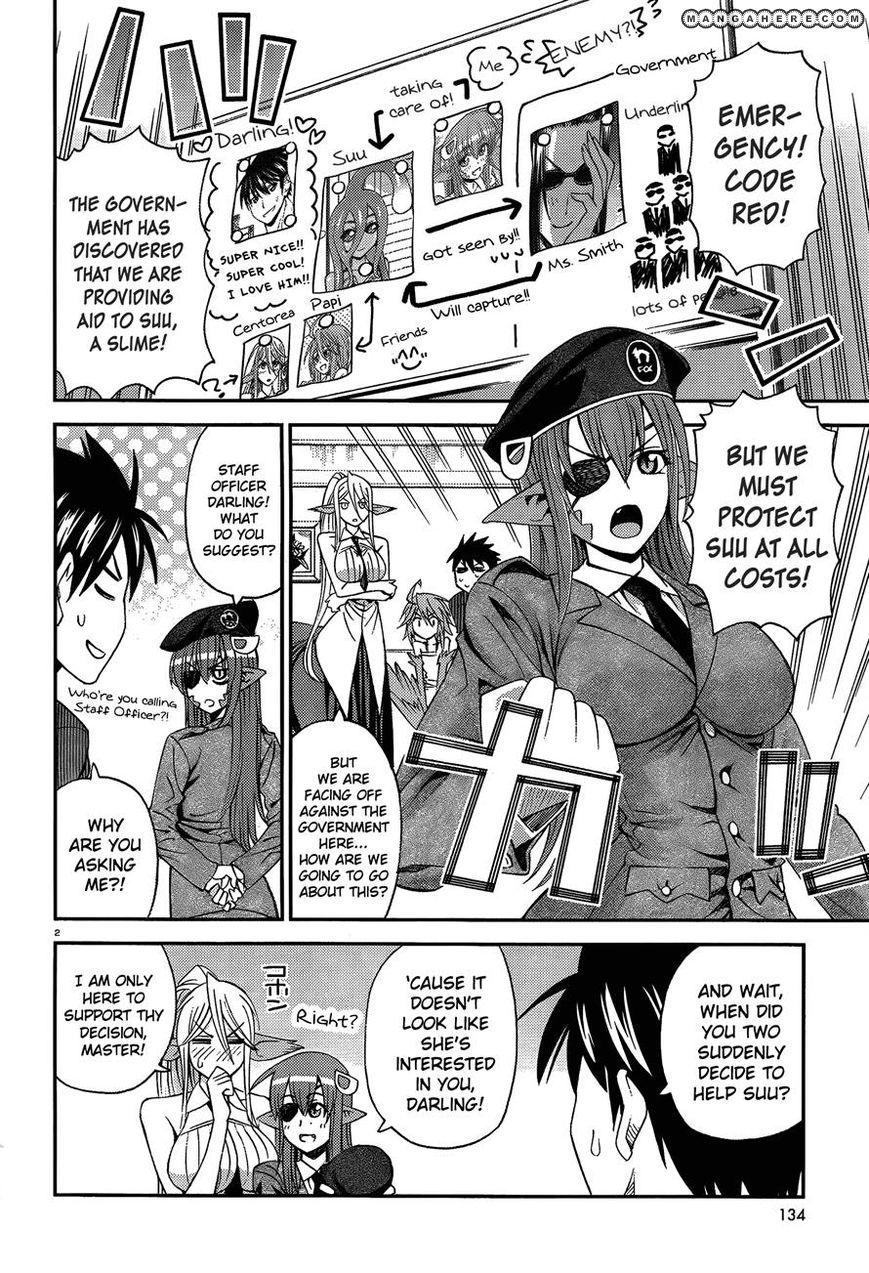 Monster Musume no Iru Nichijou 10 Page 2