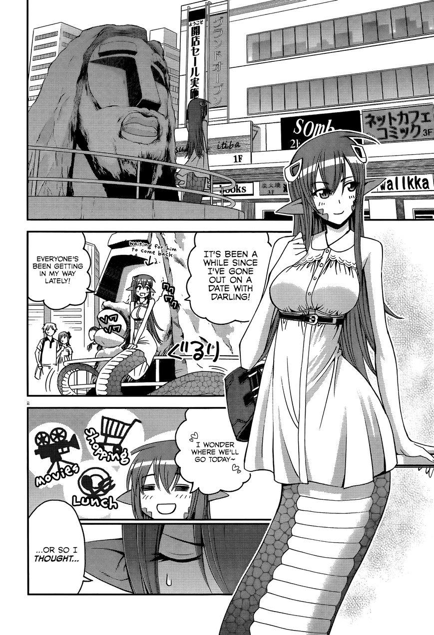 Monster Musume no Iru Nichijou 19 Page 2