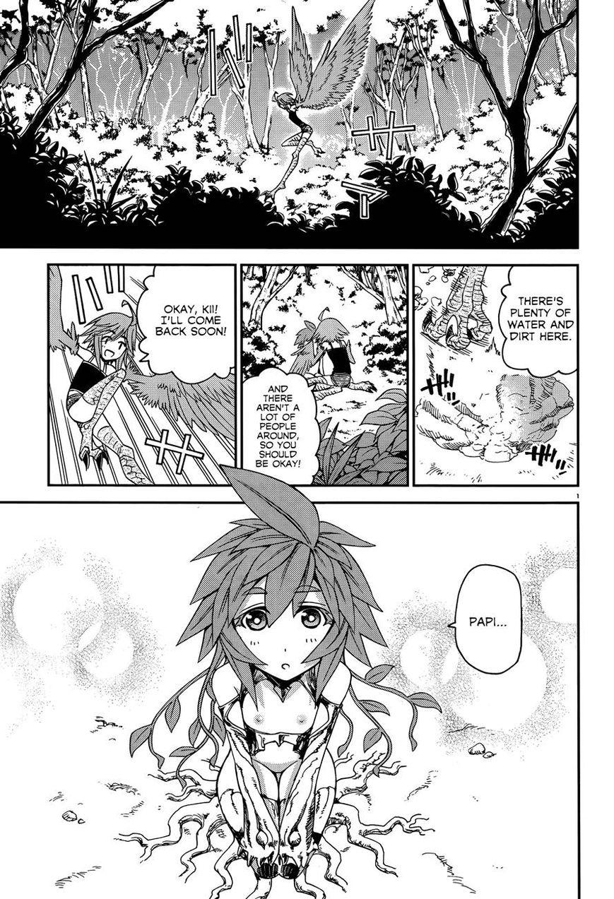 Monster Musume no Iru Nichijou 20 Page 1