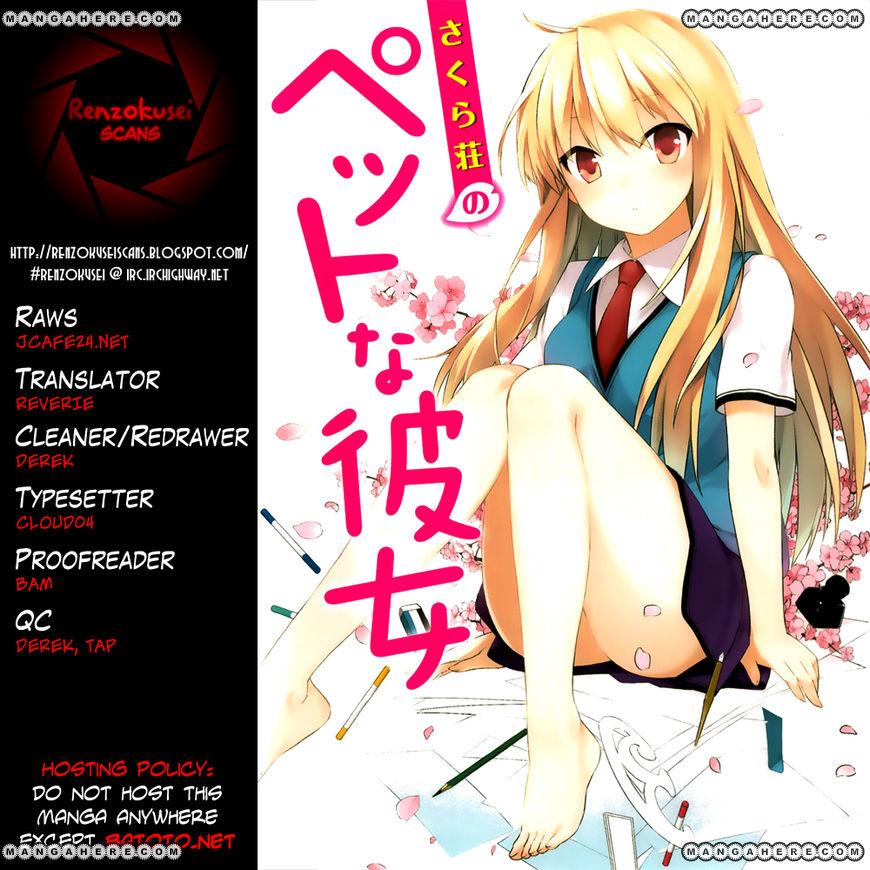 Sakurasou no Pet na Kanojo 2 Page 1