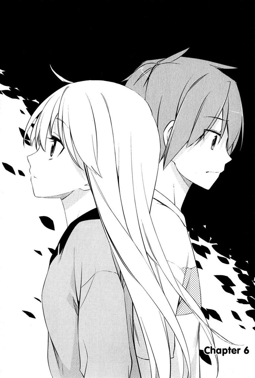 Sakurasou no Pet na Kanojo 6 Page 1