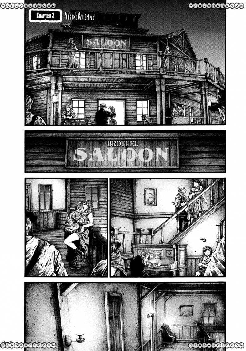 Green Blood 3 Page 1