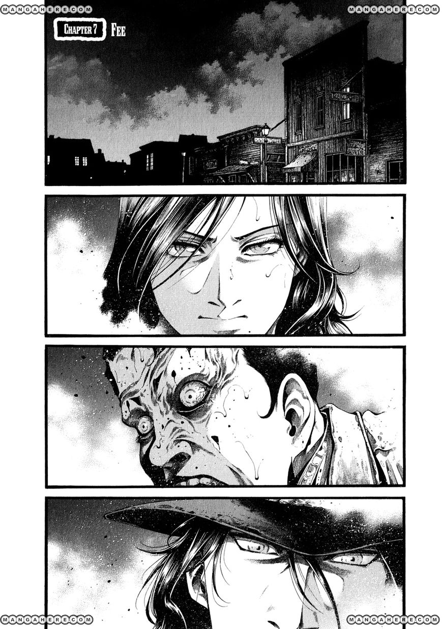 Green Blood 7 Page 1