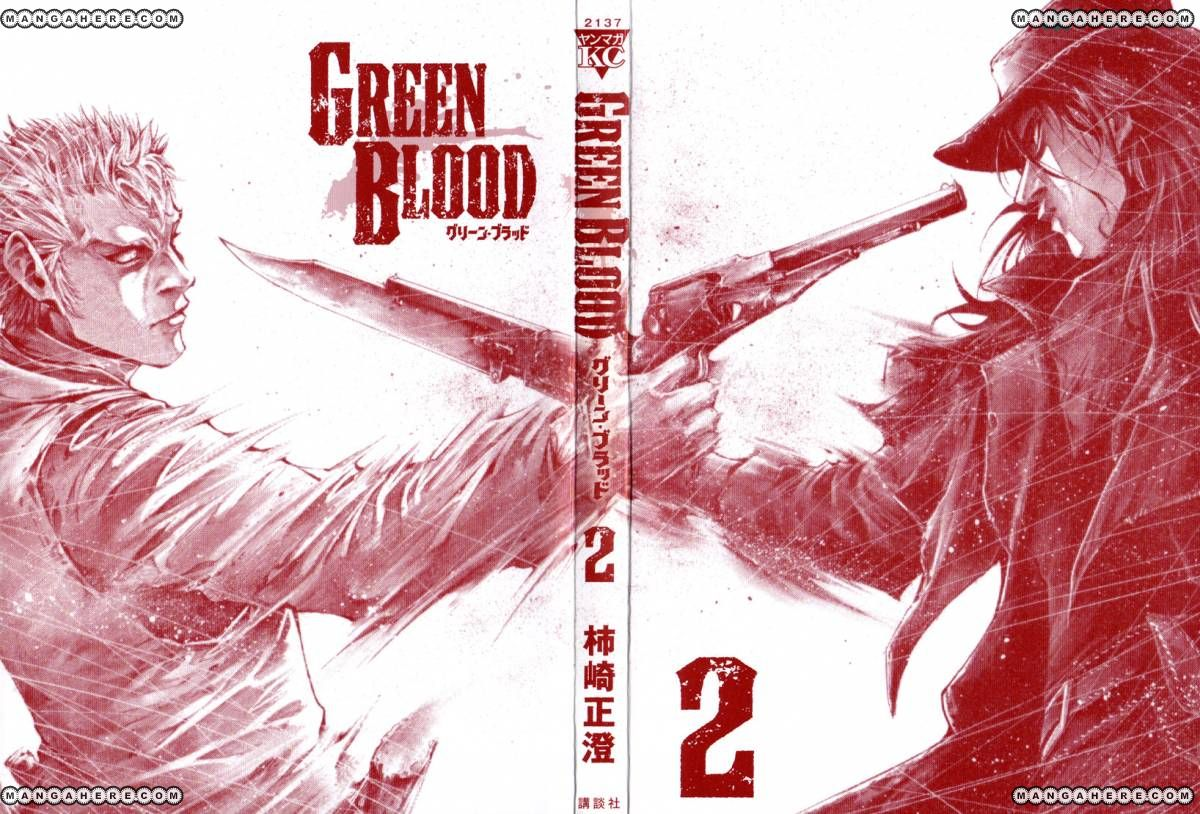 Green Blood 8 Page 2