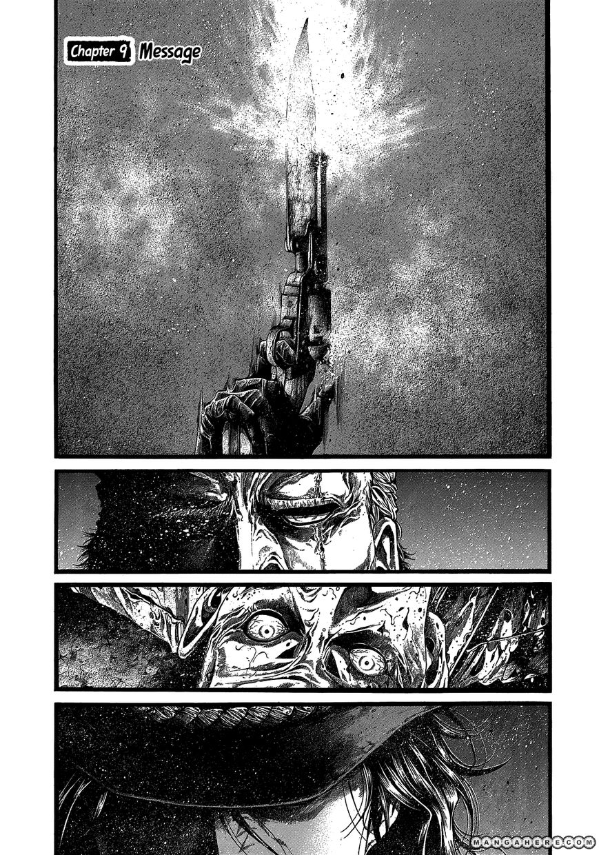 Green Blood 9 Page 1