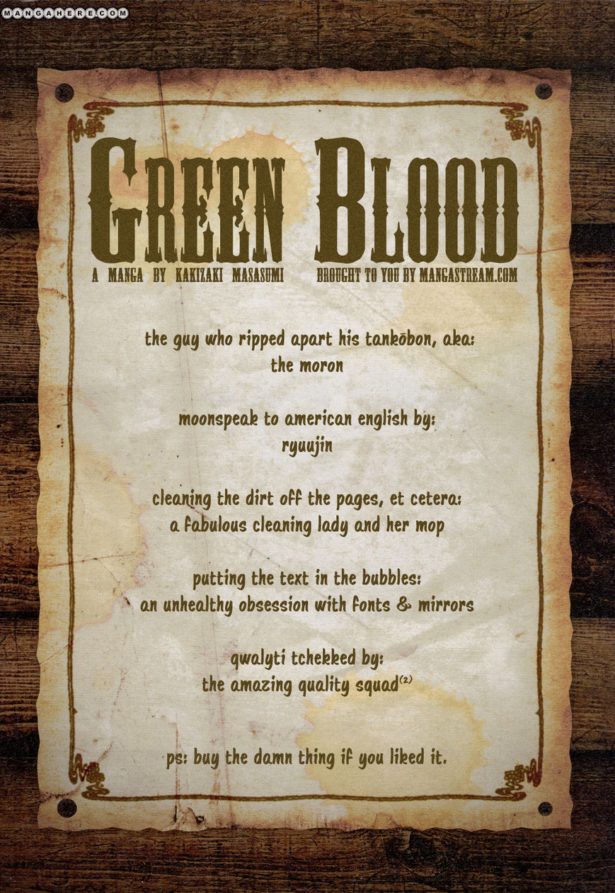 Green Blood 18 Page 2