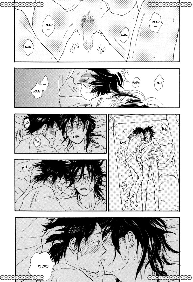 Akiyama-kun 3 Page 4