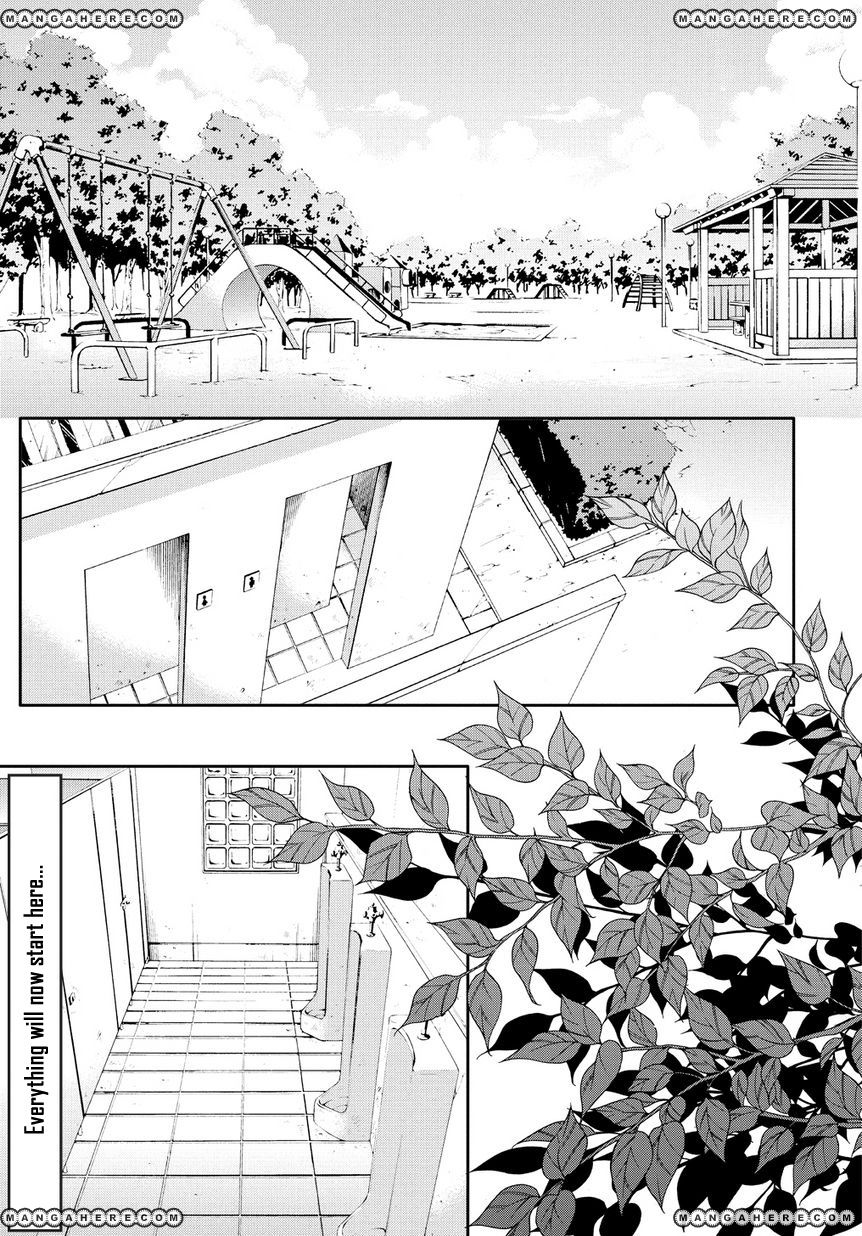 Anorexia - Shikabane Hanako wa Kyoshokushou 0 Page 3