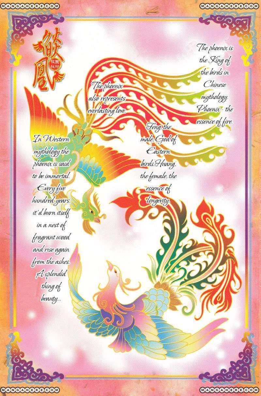Flame Phoenix: Campus Secret Seal 1 Page 2