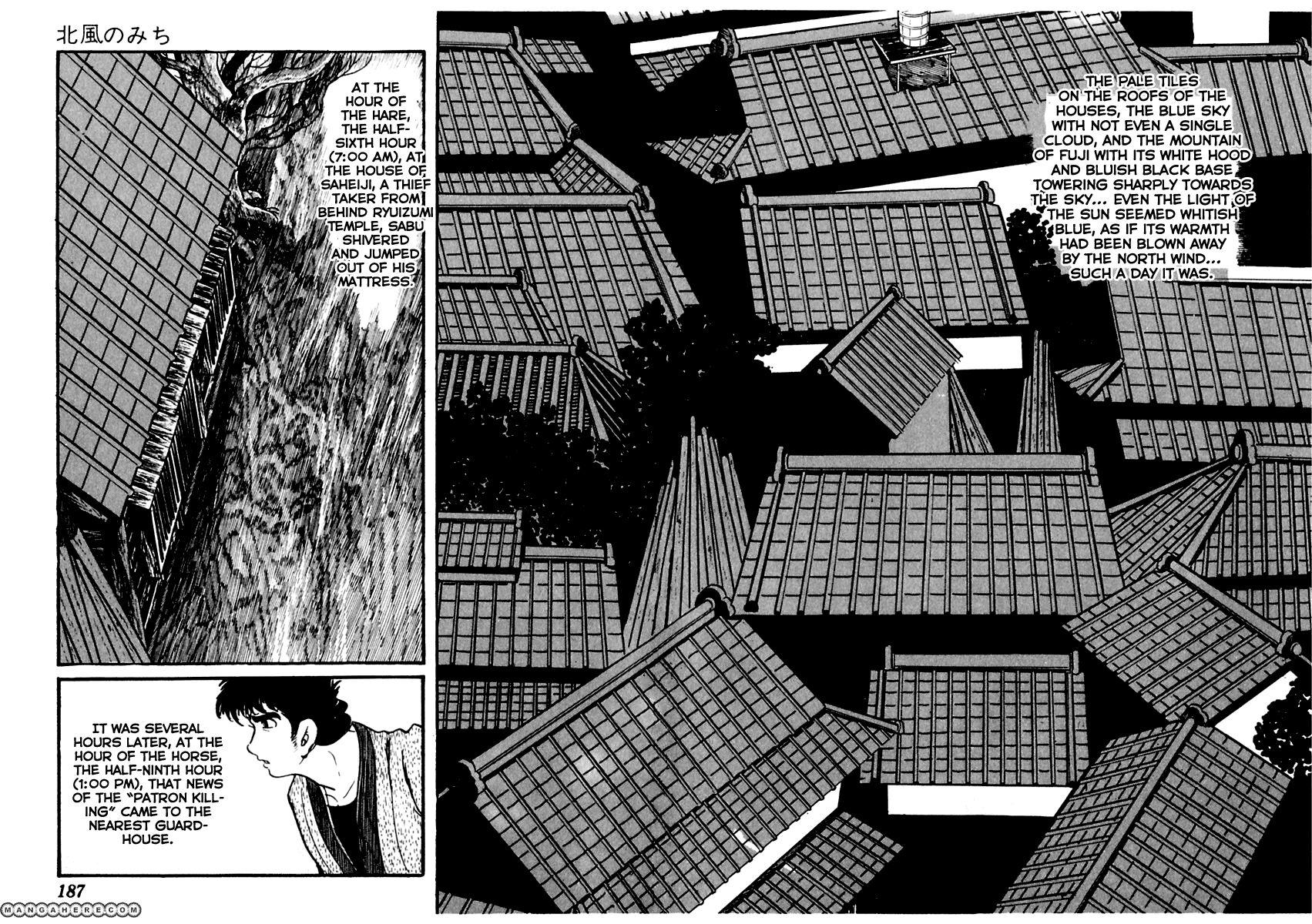 Sabu to Ichi Torimonohikae 14 Page 3