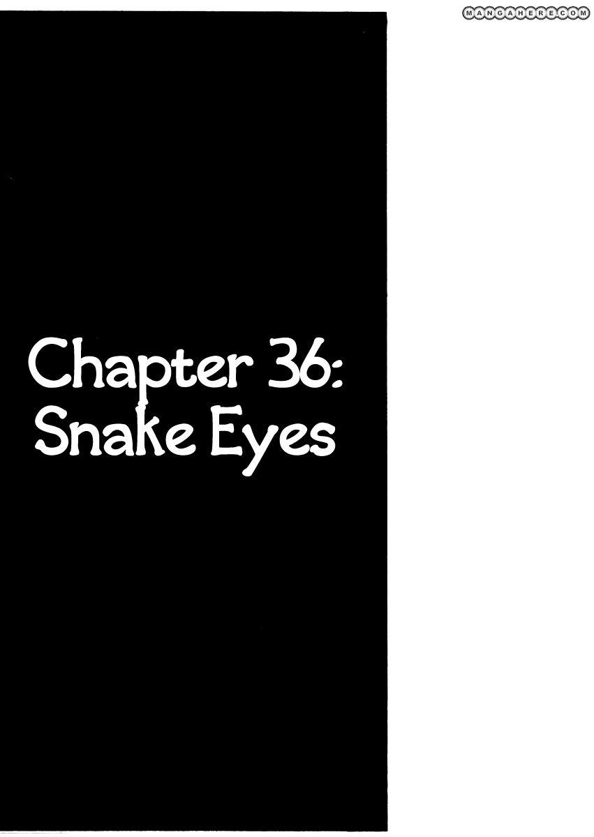 Sabu to Ichi Torimonohikae 36 Page 1