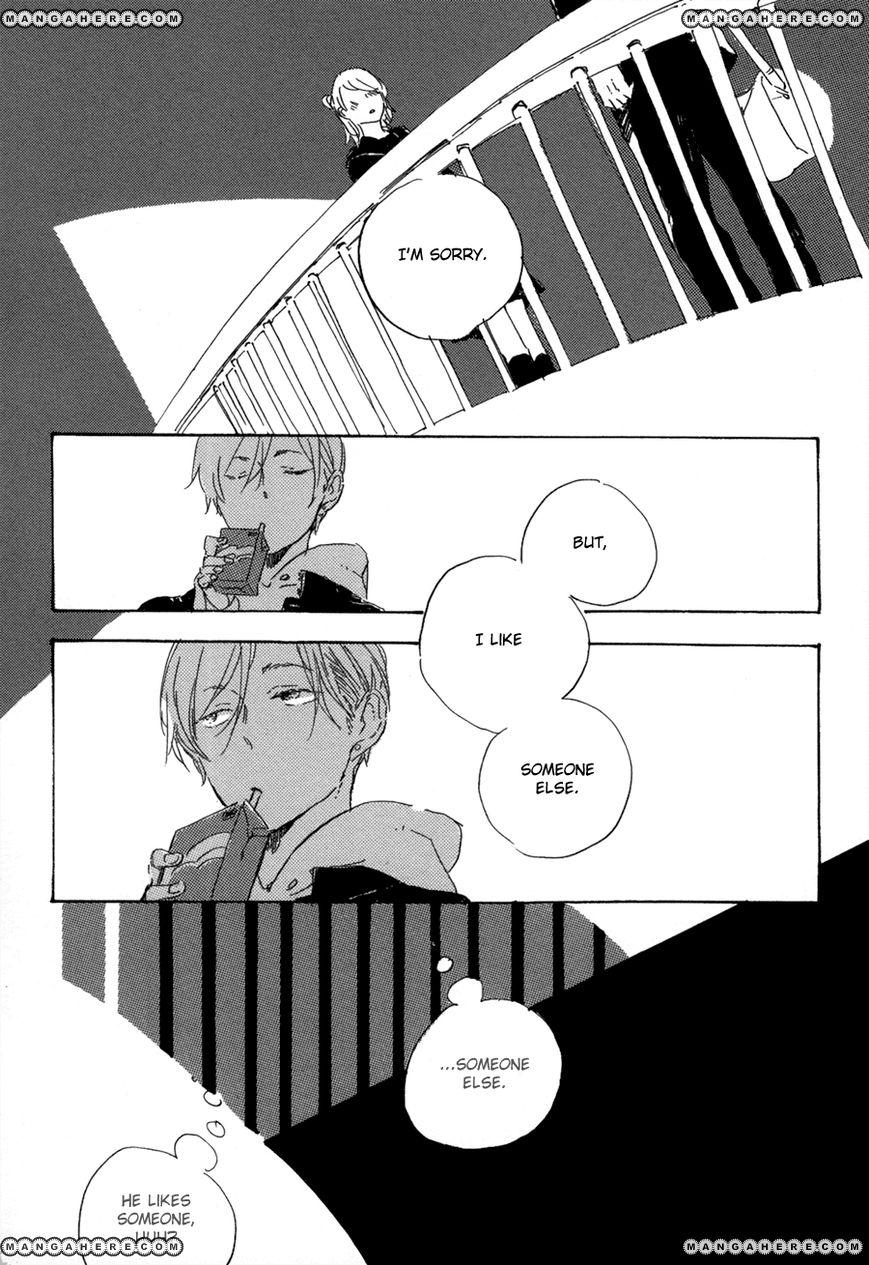 Kurayami ni Strobe 2 Page 2