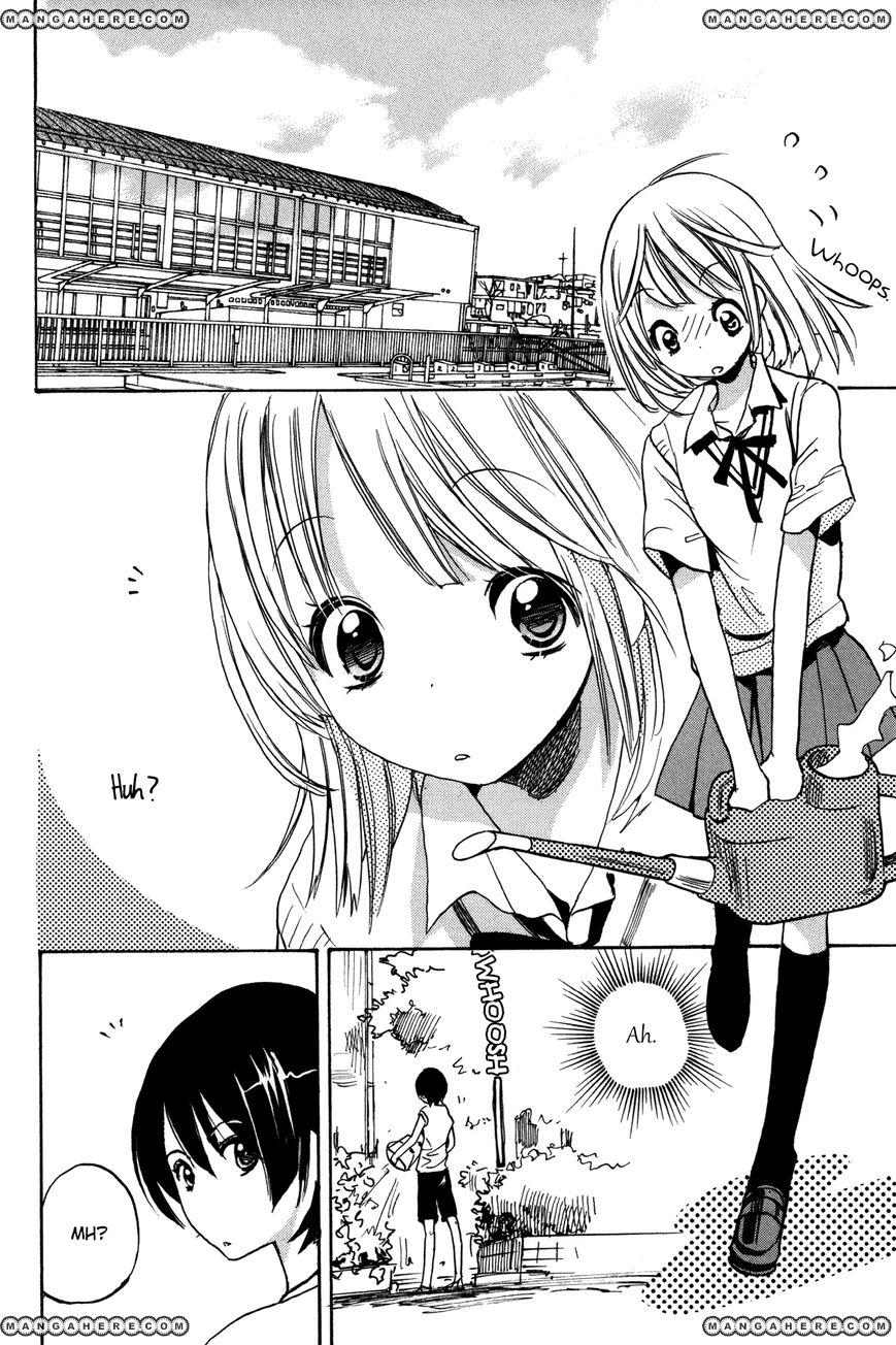 Asagao to Kase-san 1 Page 4