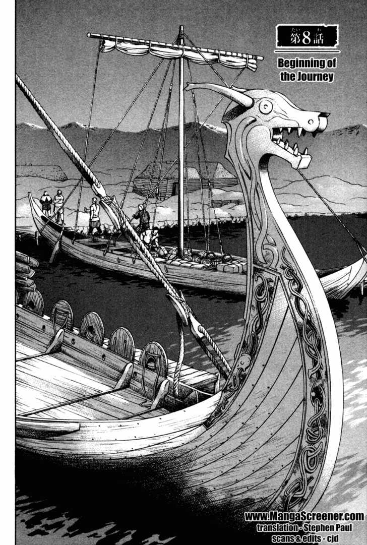 Vinland Saga 8 Page 3