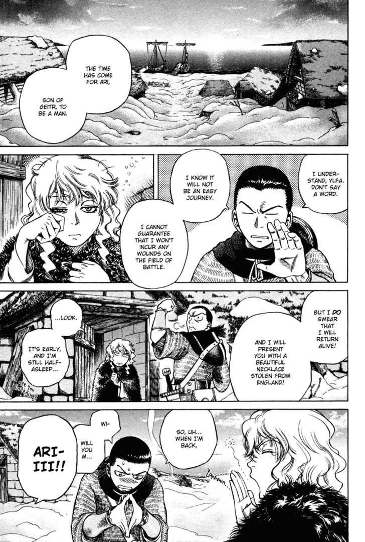 Vinland Saga 8 Page 4