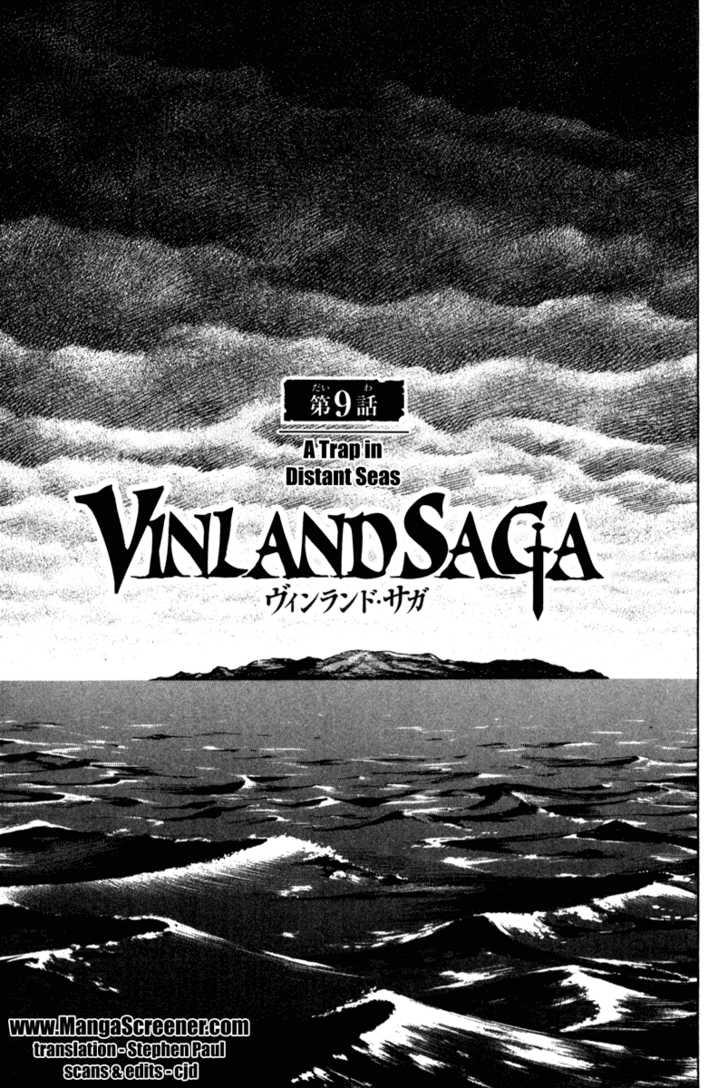 Vinland Saga 9 Page 2