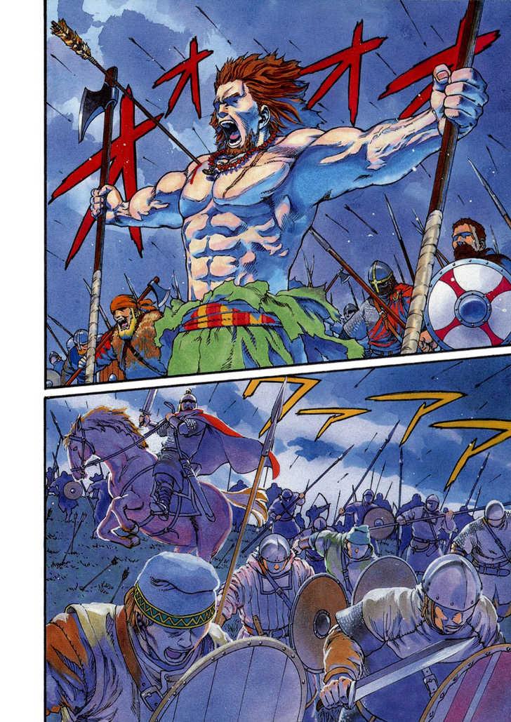 Vinland Saga 17 Page 3