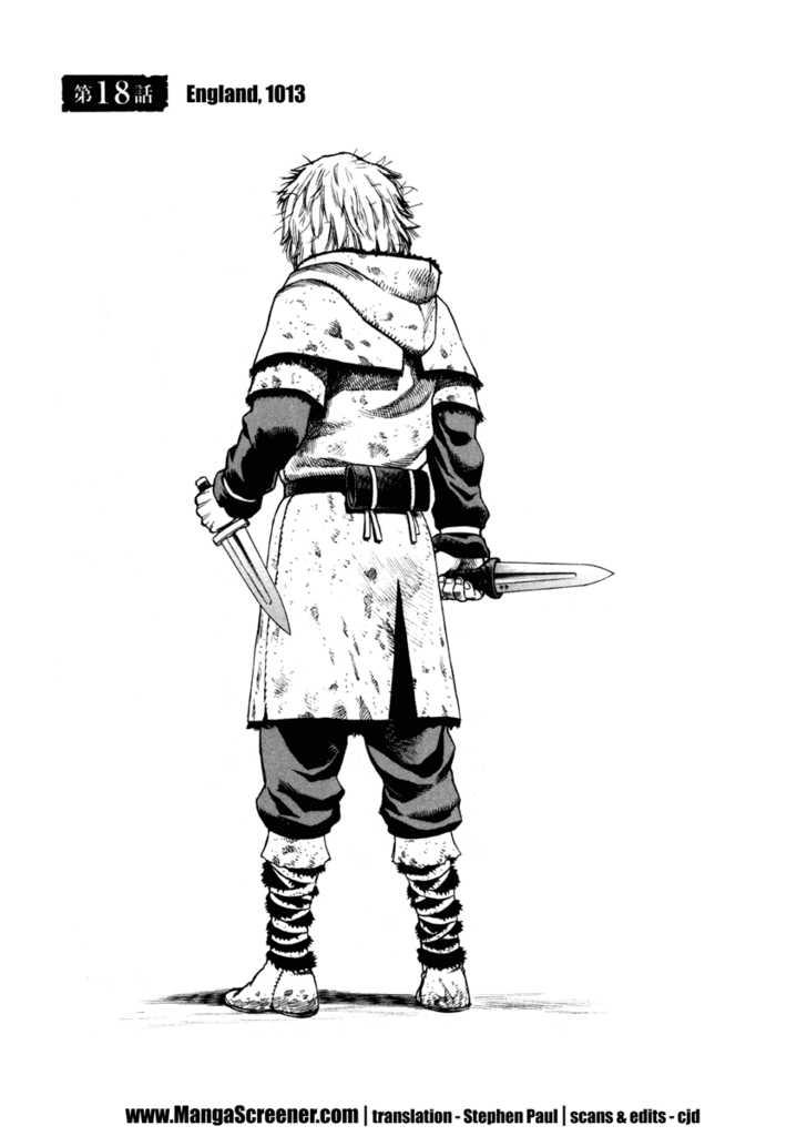 Vinland Saga 18 Page 1