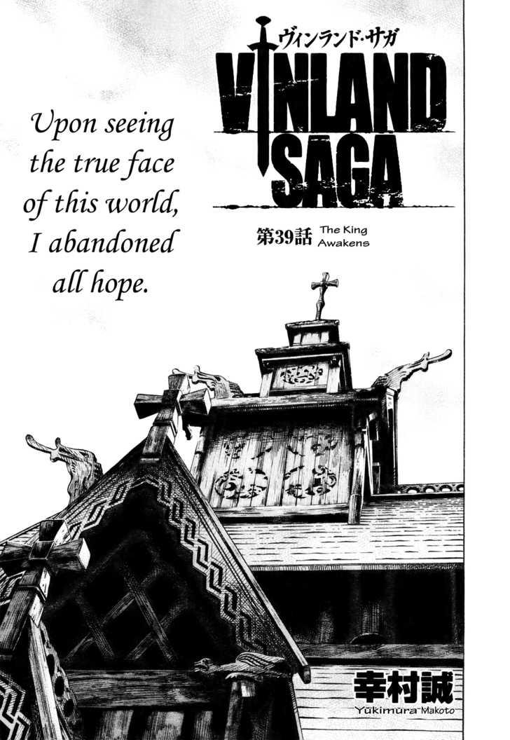 Vinland Saga 39 Page 1