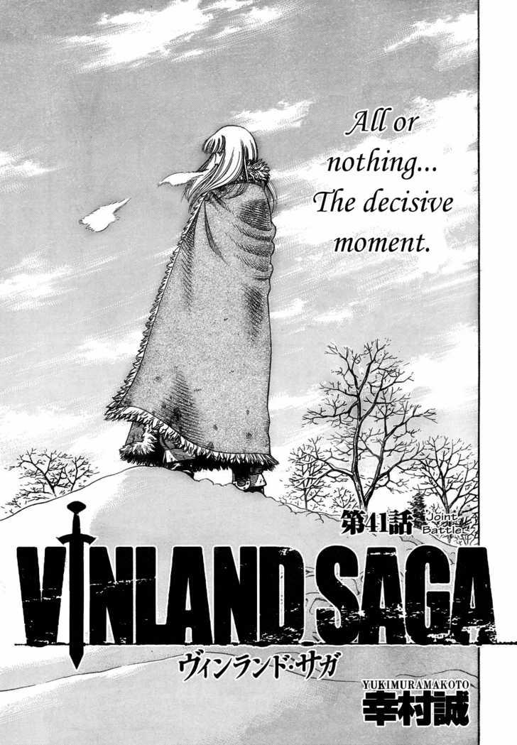 Vinland Saga 41 Page 1