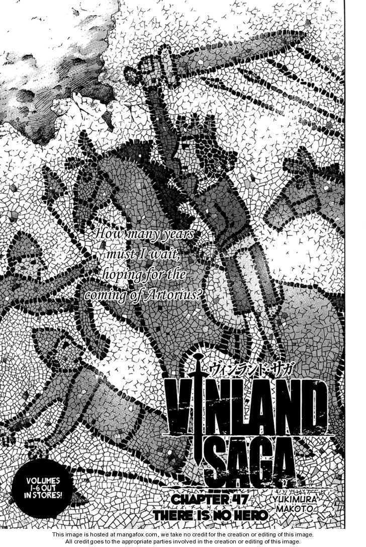 Vinland Saga 47 Page 1