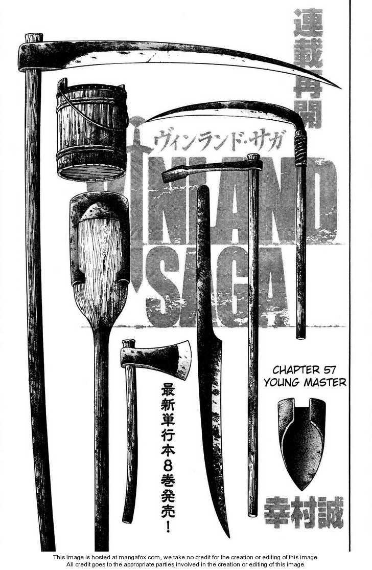 Vinland Saga 57 Page 1