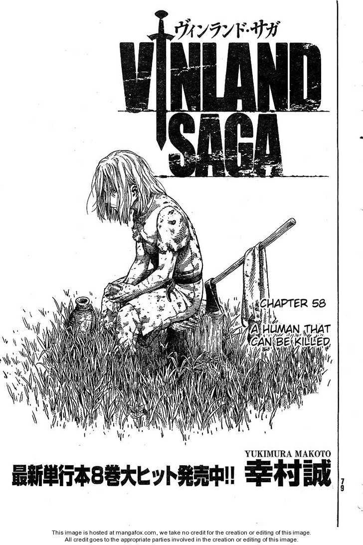 Vinland Saga 58 Page 1