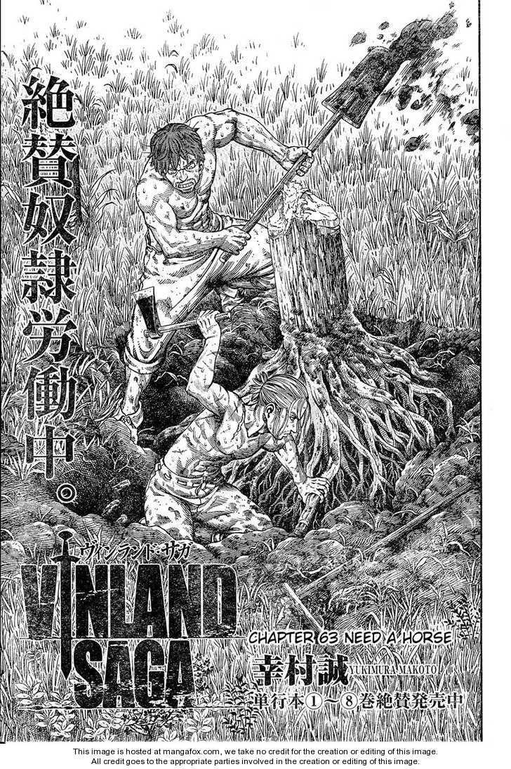 Vinland Saga 63 Page 1