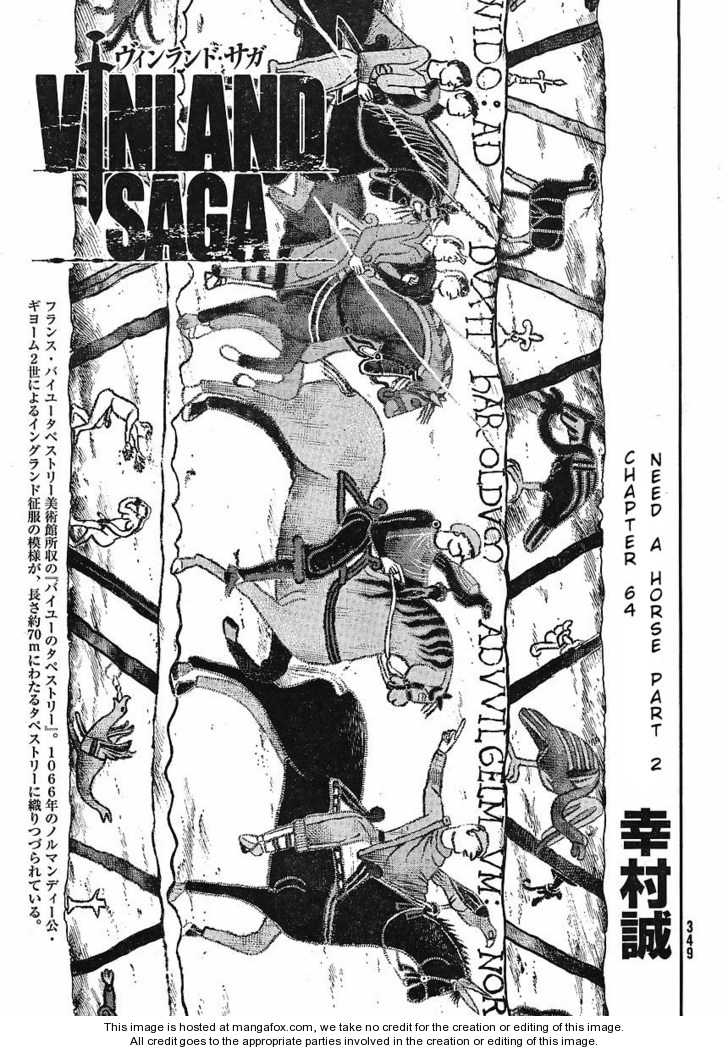 Vinland Saga 64 Page 1