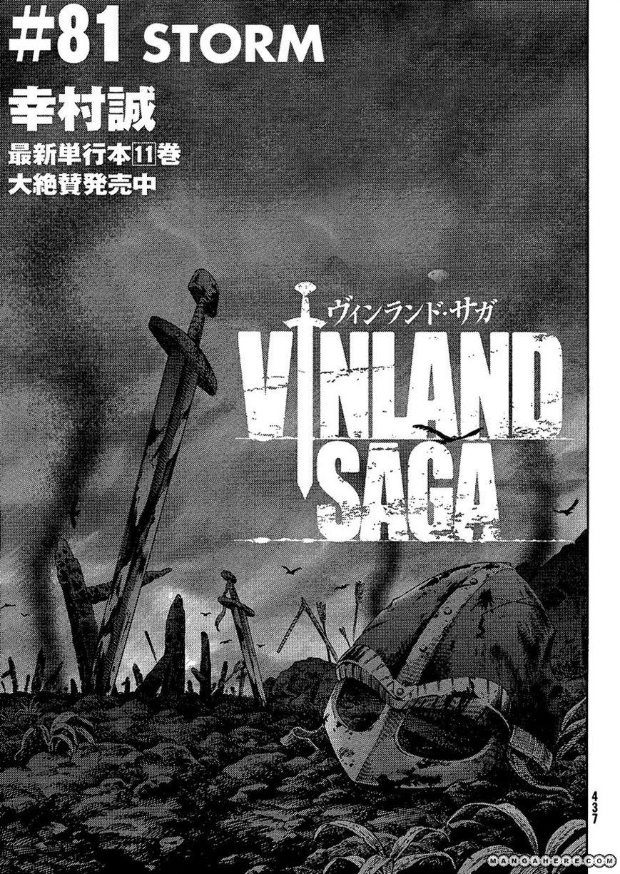 Vinland Saga 81 Page 1