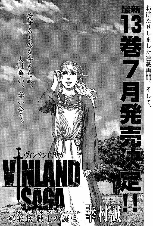 Vinland Saga 93 Page 1