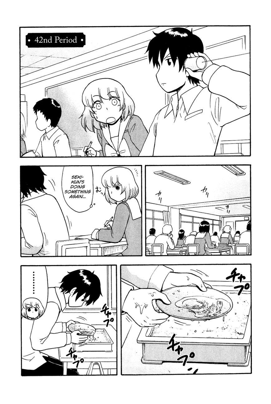 Tonari no Seki-kun 42 Page 2