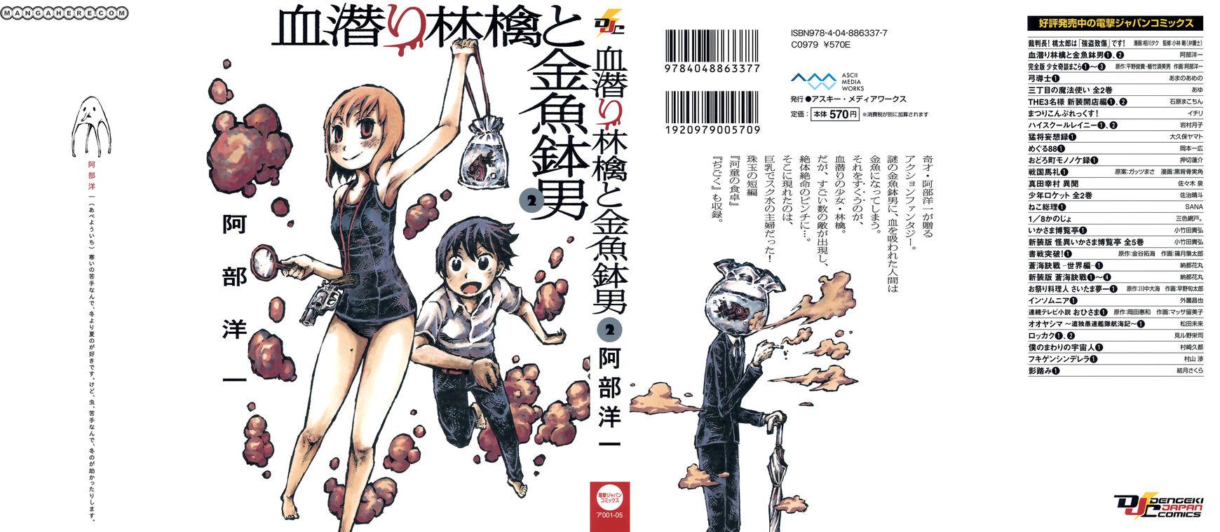 Chimoguri Ringo to Kingyobachi Otoko 8 Page 1