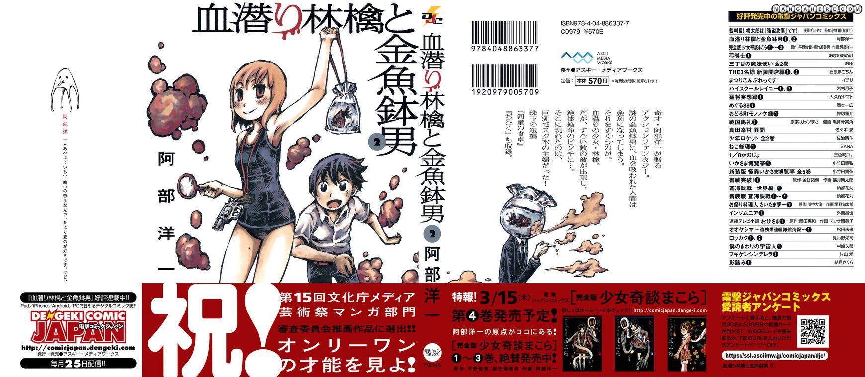 Chimoguri Ringo to Kingyobachi Otoko 8 Page 2
