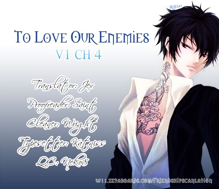 To Love Our Enemies 4 Page 1