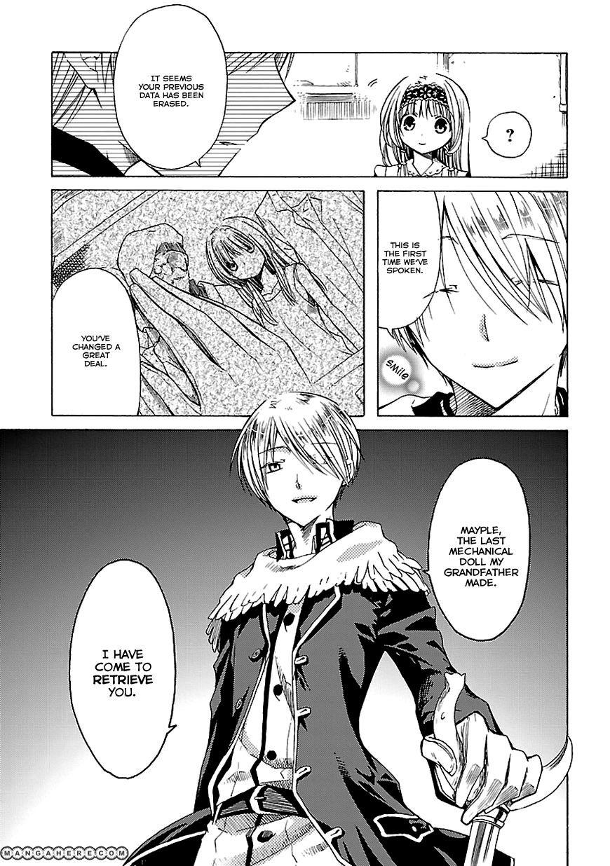Mayple-san no Koucha Jikan 9 Page 3
