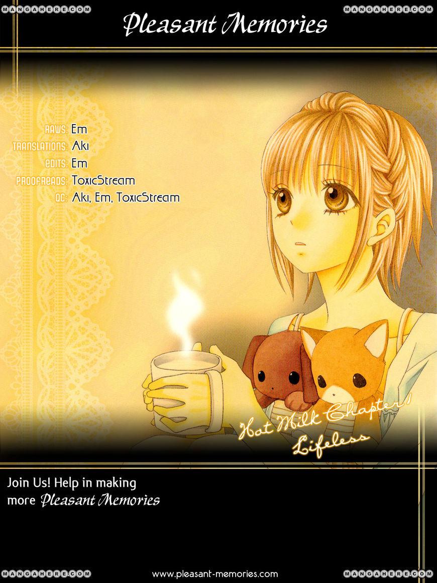 Hot Milk (KOMURA Ayumi) 1 Page 1