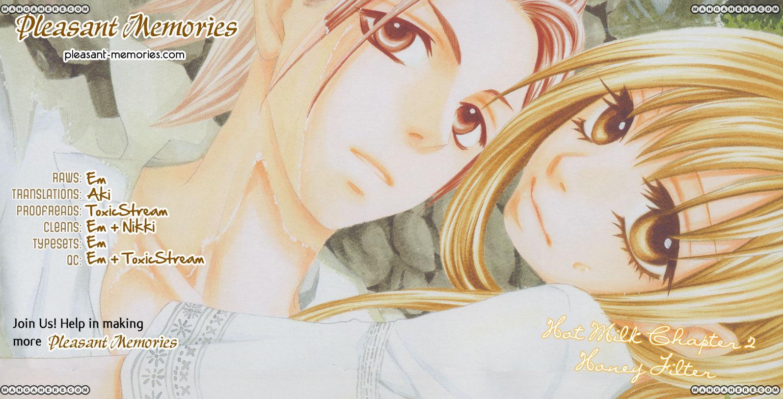 Hot Milk (KOMURA Ayumi) 2 Page 1